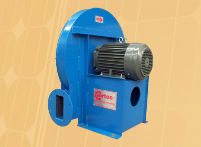 ventilador industrial centrifugo de alta presion modelo CT