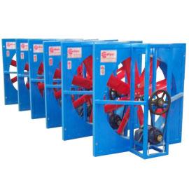 airtec tecnologia en ventiladores industriales tipo axial modelo axm