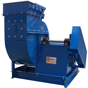 airtec tecnologia en ventilacion ventilador centrifugo de baja presion modelo CAT - CATD