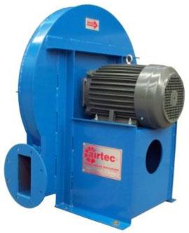 airtec ventiladores centrifugos para la industria