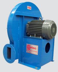 turboventilador de alta presion